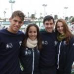 Campeonato de Canarias junior. Sábado mañana