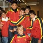 Optimismo ante el campeonato de España