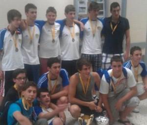 Concepción,campeón de España 2ª categoría