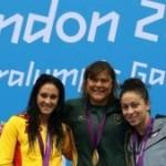 Juegos Paralímpicos. Sarai Gascon, récord de Europa
