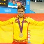 Juegos Paralímpicos. Michelle Alonso, récord del mundo