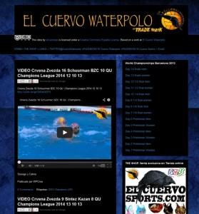 El Cuervo Waterpolo Blog