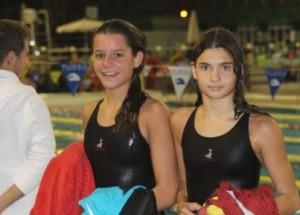 Marta Perdomo y Paula Gil