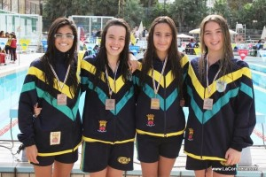Campeonato provincial absoluto Las Palmas. Récords conseguidos