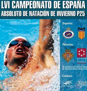 Campeonato de España absoluto de Natación de Invierno