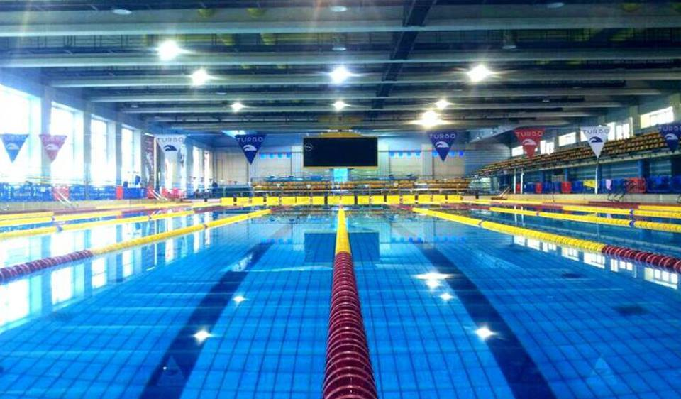 Noticias de nataci n waterpolo aguas abiertas y traves as for Piscina 86 mundial madrid