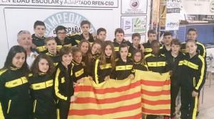 catalunya 2015 Escolar